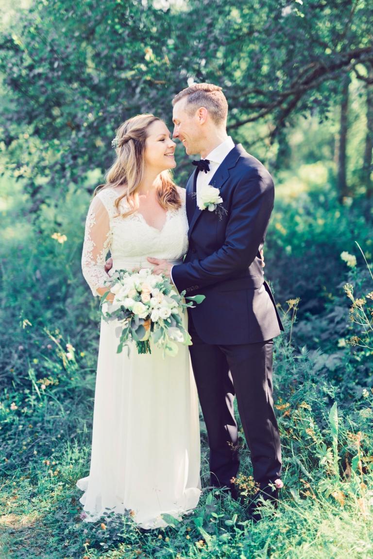 Bröllopsfotograf Råneå Luleå