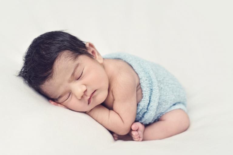 bebisfotografering bebisfotograf Umeå newborn