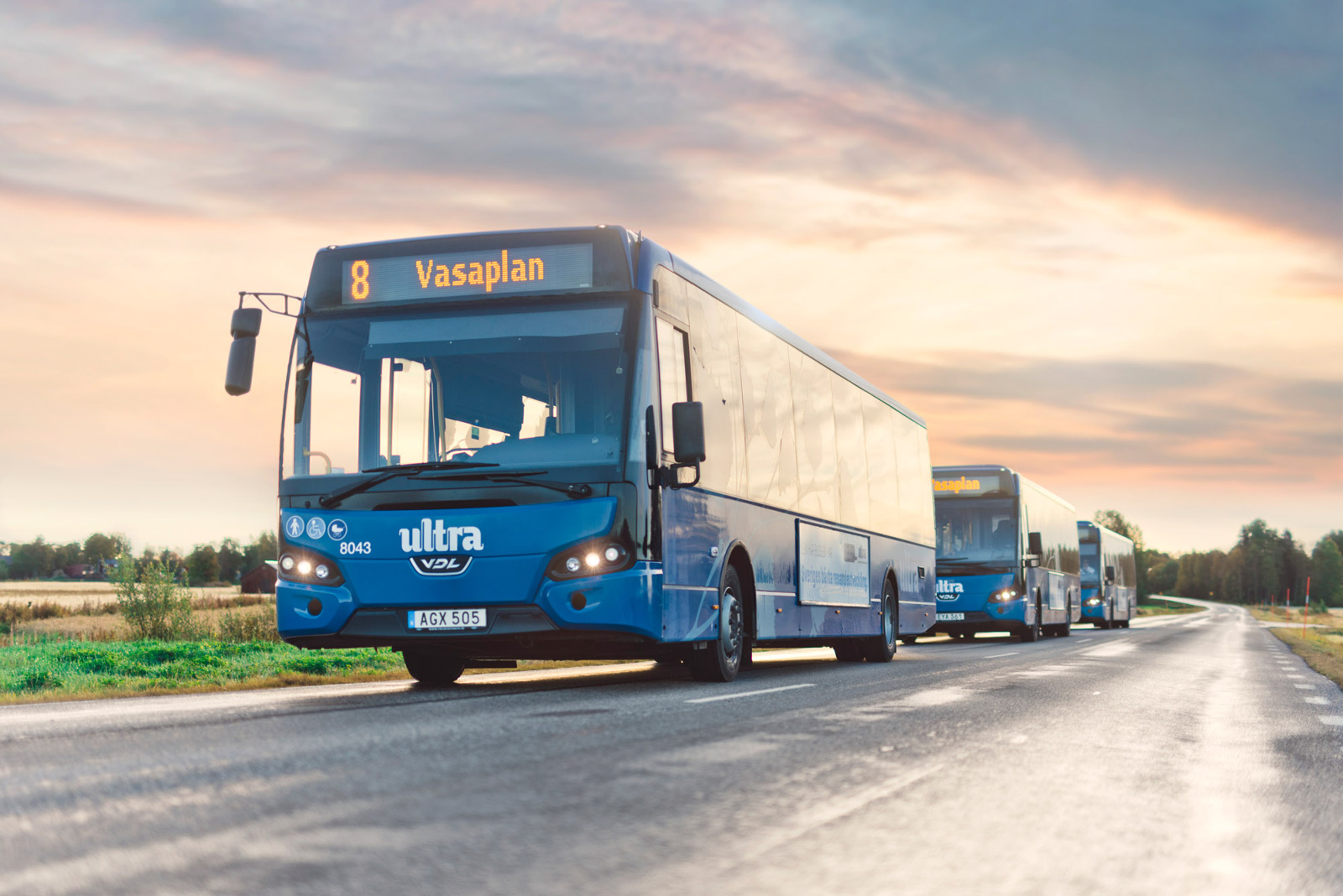 Fotograf Umeå företagsfoto företagsporträtt bussbilder Sandra Viklund